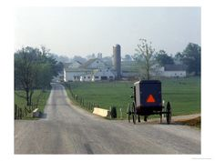 One of my favorite places was the Amish community in Lancaster County  and the Pennsylvania   Dutch Country.