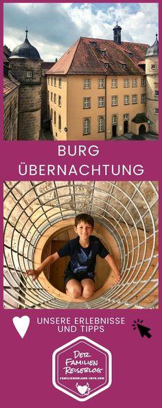 So ist das #JUFA #Hotel #Kronach - unsere außergewöhnliche #BURG #ÜBERNACHTUNG in #BAYERN ✔️ entdecke mit unseren Bildern und Tipps die #Festung #Rosenberg in Kronach ✔️ Unsere Erlebnisse #mitkind im #familienurlaub #deutschland ✔️