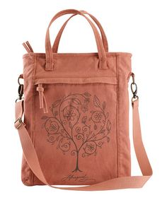 Take a look at this Clay Karma Slim Organic Shopper by Life is good® Women & Men on #zulily today!