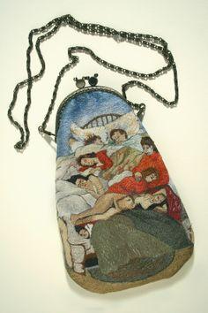 """Sleeping Bag"" by Cindy Hickok"