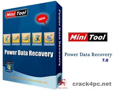 MiniTool Power Data Recovery 7.0 Crack 2017 Serial Key Full Free Download