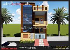 Mr.Shankar ji Choudhary 20'X50' | Indian Architect