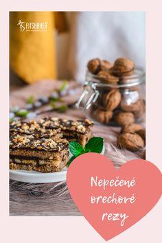 Tieto orechové rezy sa hodia na každú dobrú party, oslavu či ako pohostenie na konci roka. Cereal, Breakfast, Recipes, Food, Morning Coffee, Essen, Meals, Ripped Recipes, Eten
