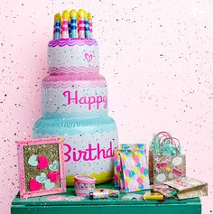Fun, favors and decor that will make your birthday party one you'll never forget! #birthdayparty