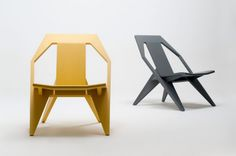 MEDICI, new chair designed by Konstantin Grcic.