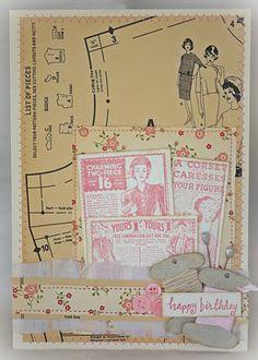 The Tamarisk: birthday card