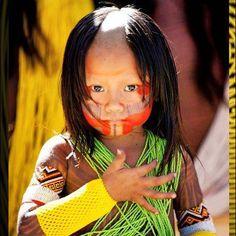 Criança Kayapó
