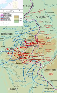 Battle of the Bulge - Wikipedia