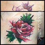 rose by Russell Van Schaick in Orlando, Florida