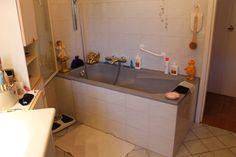 So wurde aus einer winzigen, altmodischen Nasszelle ein komfortables, modernes und stylishes Mini-Bad mit Wohlfühleffekt.