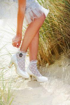 Erin, Van Elsa Coloured Shoes #Bruid#Braut# Bridal
