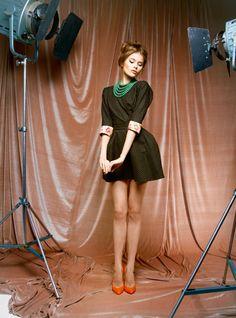 Ulyana Sergeenko - Ready-to-Wear - 2012 Spring-Summer Style Russe, Ulyana Sergeenko, Retro Mode, Mode Editorials, Russian Fashion, Russian Style, Costume, Mode Inspiration, Dress Me Up