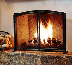 Fireplace Accessories | Pottery Barn