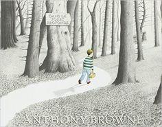 Amazon.fr - Dans la forêt profonde - Anthony Browne, Elisabeth Duval - Livres