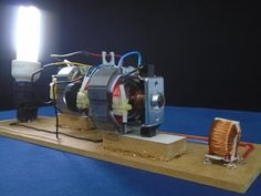 Free Energy with Blender Motor - Crisium - YouTube