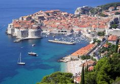 Dubrovnik, Croatia - wow this was a really cool place to see. A little spendy but BEAUTIFUL and so much history.