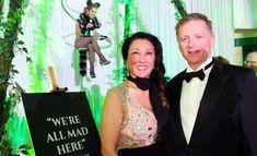 Ottawa Business Journal- Ashbury Ball – Tami Varma Events The Cheshire, Event Branding, Were All Mad Here, Business Journal, Private School, Ottawa, Vanity Fair, Open House, Event Design