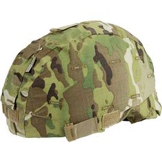United States Army TRU-SPEC MultiCam(OEF-CP) Modular/Integrated Communications Helmet Kevlar® Helmet Cover for the MICH combat helmet. Specifications:   Bra...
