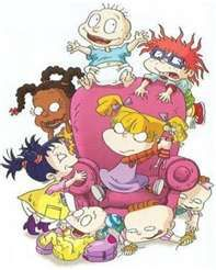 There's probably nothing except Disney that can make me happier than Rugrats
