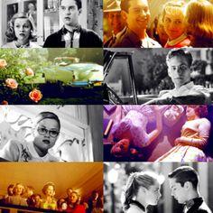 Pleasantville... great cinematography