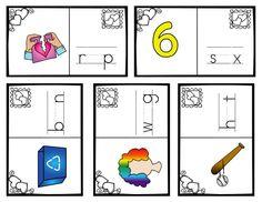 Vowel work for kindergarten