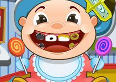 Juegos Dentistas.com - Juego: Baby Dentist - Jugar Juegos Gratis Online