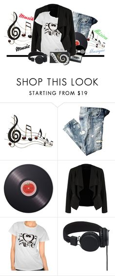 """The Universal Language (Contest)"" by boho-at-heart ❤ liked on Polyvore featuring WALL, Joseph Joseph, OPUS Fashion and Urbanears"