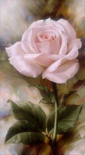7 das Artes: Porque não basta pintar flores... é preciso entender a sua essência!