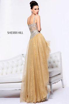 Sherri Hill 21168, Madame Bridal, Prom 2014, Sherri Hill Prom Dresses, Madame Bridal Prom