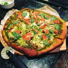 My best pie yet :) #pizza #food #foodporn #yummy #love #dinner #salsa #recipe