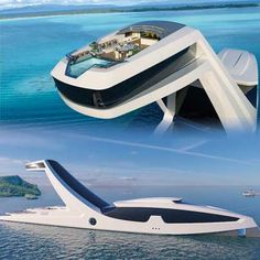 Yatch boat - Le yate plus luxurious de le munde costa 220 millions de euros Yacht Luxury, Luxury Travel, Luxury Cars, Yacht Design, Boat Design, Yatch Boat, Pontoon Boat, Super Yachts, Casa Bunker
