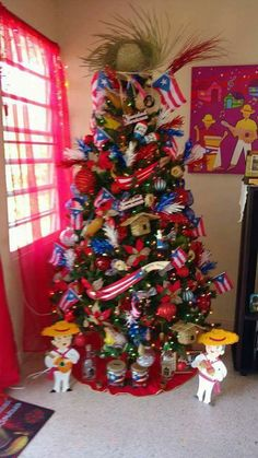 delectable sweet designs by arlene miranda puerto rican themed candy buffet pinterest birthdays havana party and cuban party - Puerto Rico Christmas Tree Decorations
