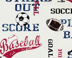 Sports American Blue Twill