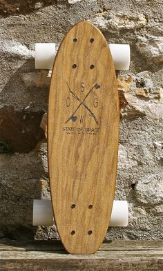 The Mini Marbled, mini-cruiser by State Of Grace Workshop www.stateofgraceworkshop.com