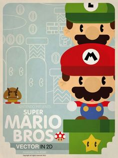 Super Mario Bros - Daniel Torres