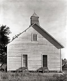 Walker Evans | Church, Southeastern United States, 1936 | Old Pictures from Argent Editions