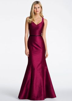 Hayley Paige Occasions Bridesmaids and Special Occasion Dresses Style 5614 by JLM Couture, Inc.
