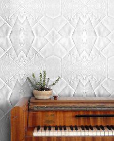 Unfolded Wallpaper by Sidonie Studio
