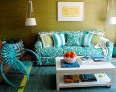 Современный дизайн квартиры от Scott Sanders LLC.