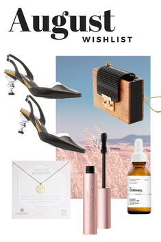 August Wishlist #stylefullness #theordinary #toofaced Beauty Blogs, Coffee Love, The Ordinary, Product Launch, Women's Fashion, Lifestyle, Top, Fashion Women