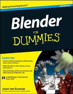 Blender For Dummies | Ebook-dl | Free Download Ebooks & Video Tutorials