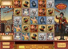 Golden Ticket is a circus-themed slot machine complete with a number of multipliers, bonus features and funny clown images. While many players really aren't tha Clown Images, Golden Ticket, Play N Go, Gold N, Free Slots, Slot Online, Slot Machine, Games, Clowns