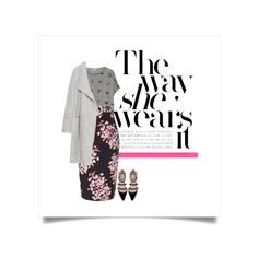 """""""Mixed Prints 1"""" by roguecop ❤ liked on Polyvore featuring Kenzo, Jonathan Saunders and Zara"""