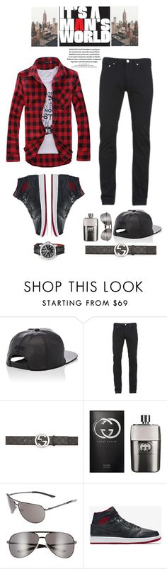 """""""Mad for Plaid"""" by shortyluv718 ❤ liked on Polyvore featuring Givenchy, Paul Smith, BY SOPHIE, Gucci, Smith Optics, Luminox, WardrobeStaple and plaid"""