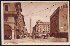 Italy Bologna Via Rizzoli | eBay