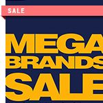 EDnything: The 8th MegaBrands Sale comes back at the Megatrad...