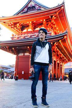 Japón y Rafa ;)