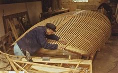 Jack Chippendale, who has died aged was a masterly boatbuilder, producing wooden craft of unrivalled quality. Wooden Boat Building, Boat Building Plans, Boat Plans, Cool Boats, Small Boats, Course Vintage, Lobster Boat, Classic Yachts, Boat Projects