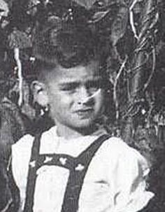 Bernard Meijers. The Hague. Sadly murdered at Auschwitz on 03.26.1944. 4 years old