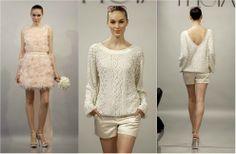 The wedding dresses of New York Bridal Week 2013/2014 - hellomagazine.com